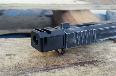 Primary Machine Stealth Comp For Glock