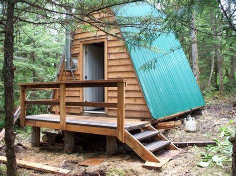 Primitive cabin plans Image
