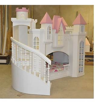 Princess Castle Loft Bed Plans