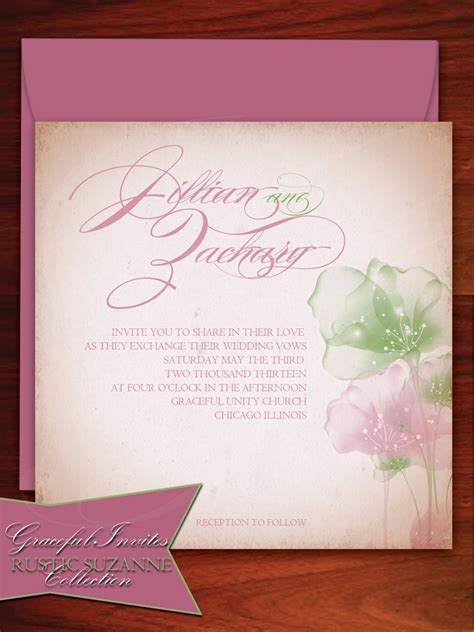 Printable Diy Wedding Invitations CV Templates Download Free CV Templates [optimizareseo.online]