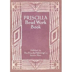 What is the best priscilla bead work book?
