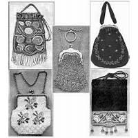 Priscilla bead work book victorian beaded purses, jewelry, & more! programs