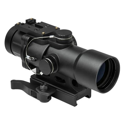 Rifle-Scopes Prismatic Rifle Scope.