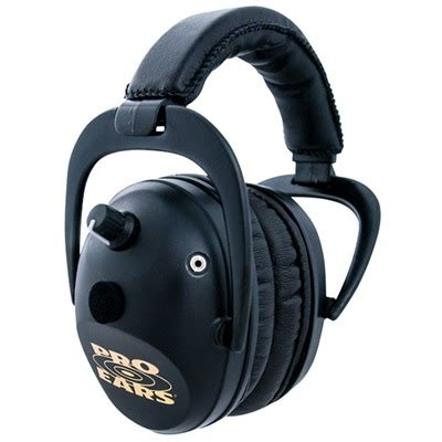 PRO EARS GOLD HEADSETS Brownells