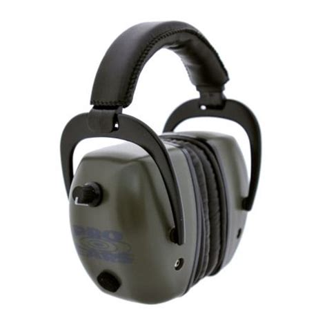 Pro Ears Tac Mag Gold Nrr 30 Ear Muffs Review Best Ear
