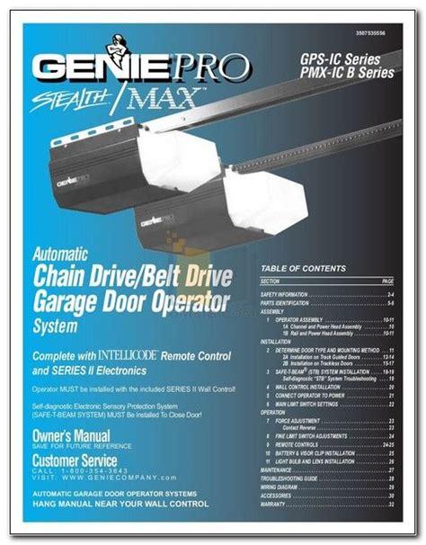Pro Max Garage Door Opener Manual Make Your Own Beautiful  HD Wallpapers, Images Over 1000+ [ralydesign.ml]