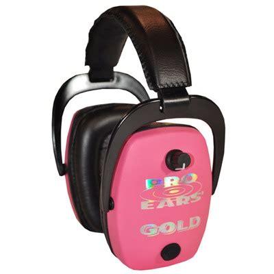 Pro Slim Gold Headsets Pro Slim Gold Nrr 28 Pink