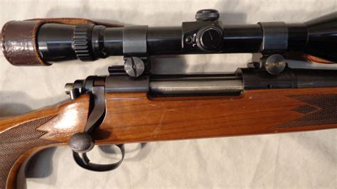 Production Year Of Remington Model 700