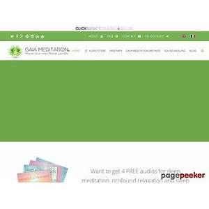 Cheapest products archive gaia meditation
