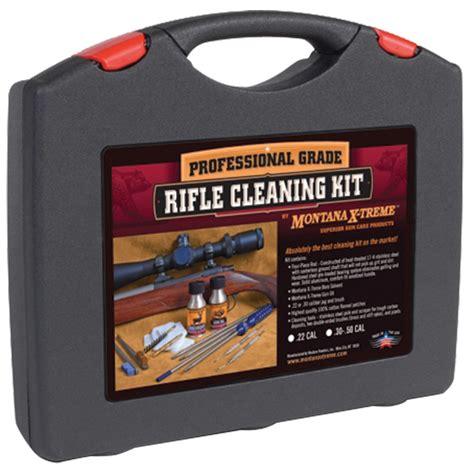 Professional Grade Gun Cleaning Kit For 22 Cal