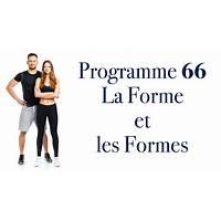 Coupon for programme 66 la forme et les formes