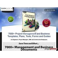 Project management documents guaranteed high converting offer on cb promo