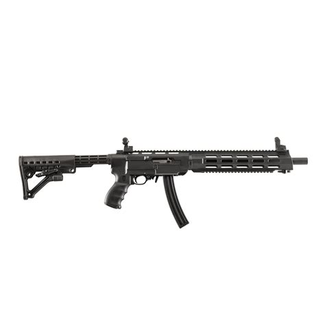Promag Archangel 556 Ruger 10 22 Conversion Stock Polymer Black Aa556r-ex