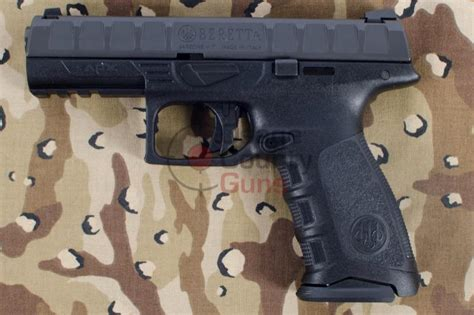 Promotion Today Apx 9mm Pistol 4 25in Bbl 10rd Beretta Usa