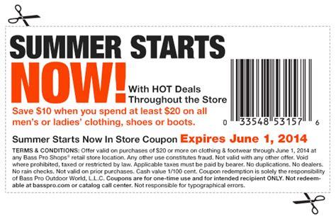 Promotions Bass Pro Shops