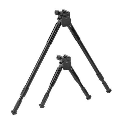 Prone Shooting Bipod Height