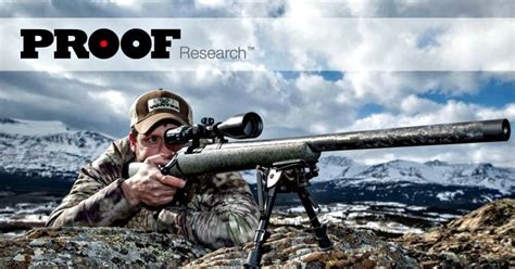 Proof Research Possibly The Best Rifle Barrel Ever Made