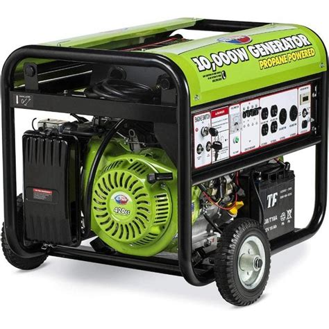 Propane home generators for power outages Image