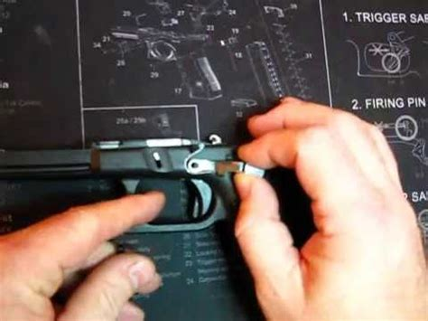 Proper Glock Pin Install Sequence