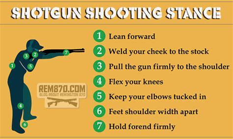 Proper Shooting Technique For Shotgun