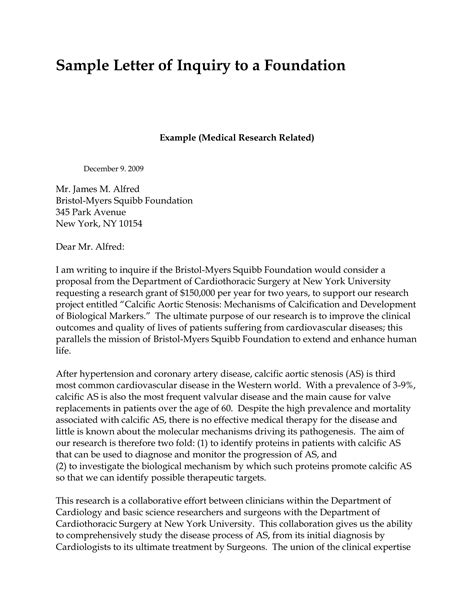 sponsorship request cover letter template