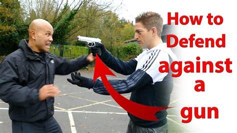 Protecting Yourself Self Defense Gun