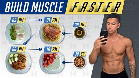 Protein Per Meal To Build Muscle