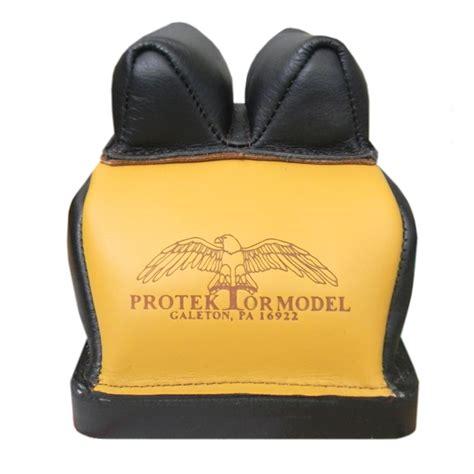 Protektor Deluxe Rear Bags Protektor Rear Bag Medium Leather