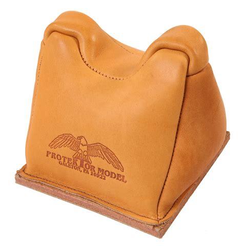 Protektor Model 7 Leather Standard Front Shooting Bag