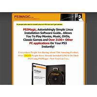 Ps3magic 70% commission, high convertion rate and prizes to win! comparison