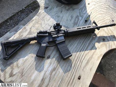 Psa 16 Midlength Moe Freedom Rifle