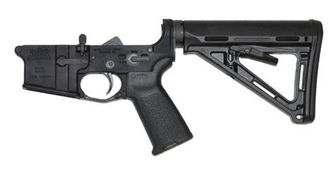 Psa Ar15 Complete Lower Magpul Moe Rifle Edition