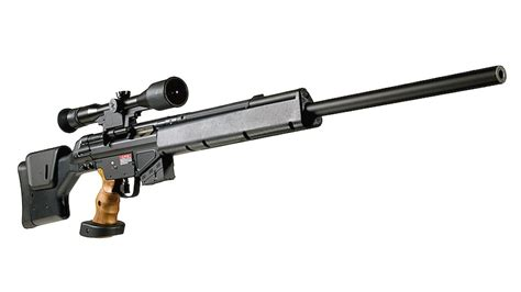 Psg Airsoft Sniper Rifle