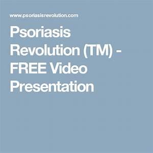 Psoriasis revolution (tm) free video presentation specials