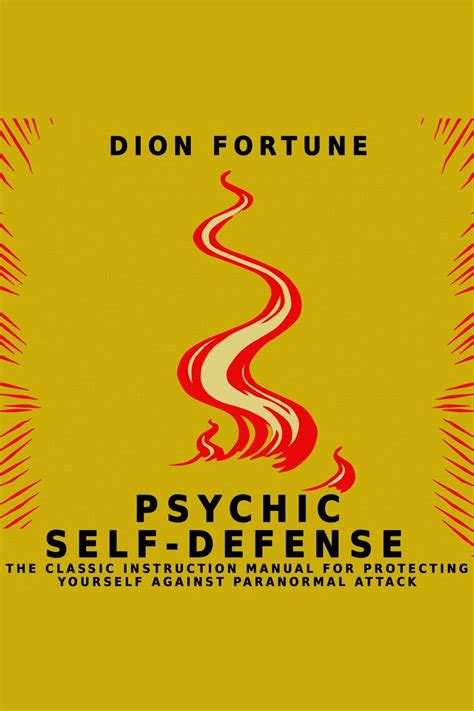 Psychic Self Defense Meaning