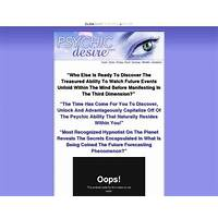 Psychic desire step by step