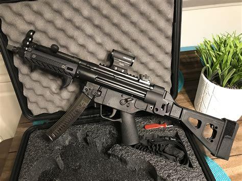 Ptr-91 Gir 18in 308 Winchester Black 20 1rd Ptr-91 Inc