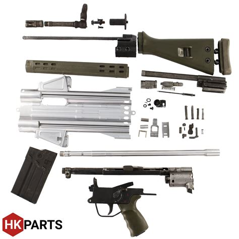 Ptr Parts Kit