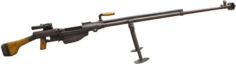 Ptrs 41 Sniper Rifle