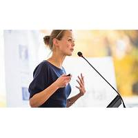 Public speaking certification free tutorials