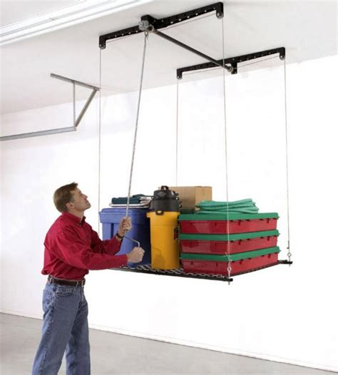 Pulley Systems For Garage Storage Make Your Own Beautiful  HD Wallpapers, Images Over 1000+ [ralydesign.ml]