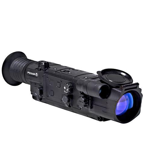 Pulsar Digisight N750 Digital Night Vision Rifle Scope Review