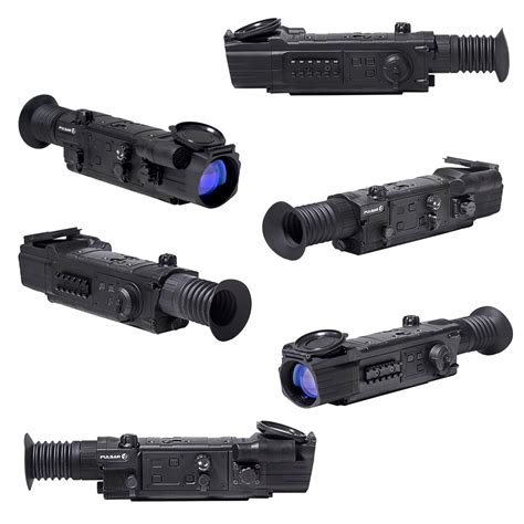 Pulsar N5500a Digital Night Vision Riflescope Pulsar Digisight N550a Digital Nv Riflescope