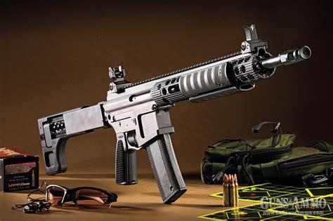 Pump Action Assault Rifle