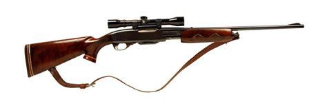 Pump Action Hunting Rifle