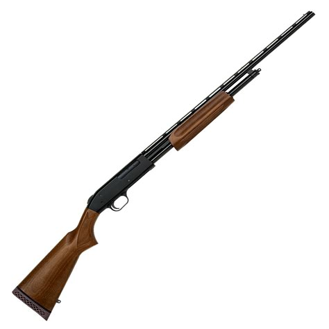 Pump Action Mossberg Shotgun