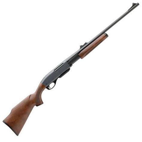 Pump Action Rifle Remington