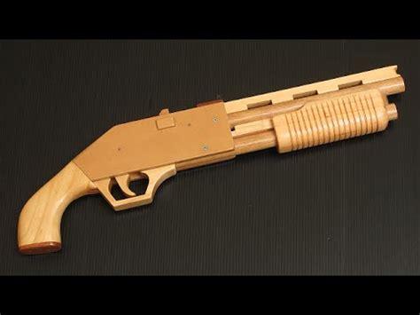 Pump Action Rubber Band Shotgun Pdf