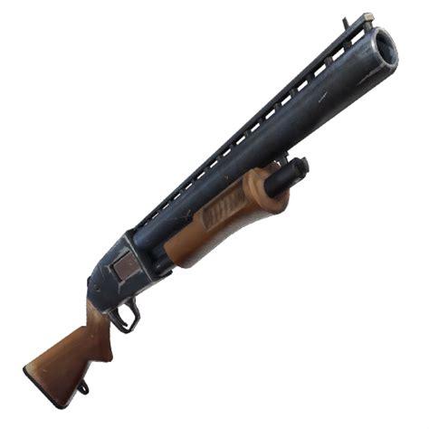Pump Action Shotgun Fortnite