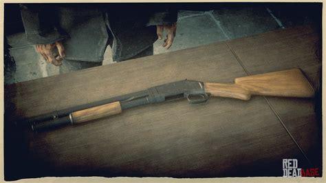 Pump Action Shotgun Rdr2 Online
